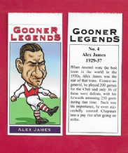 Arsenal Alex James Scotland 4